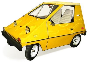 CitiCar - The 1970's Electric Car