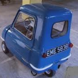 Worlds Smallest Production Car
