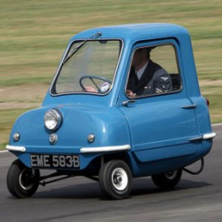 Peel 50 - Worlds Smallest Production Car
