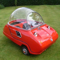 Peel Trident - Worlds Smallest Car