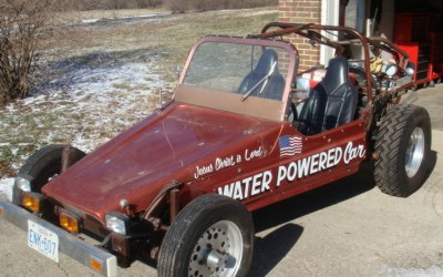 Stanley Meyers Dune Buggy - Water Powered