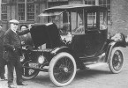 Detroit Electric Car and Thomas Edison