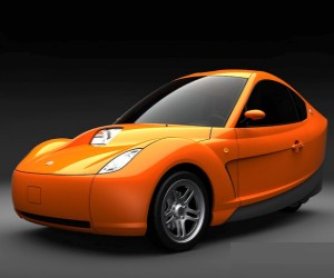 Myers Motors Duo Electric Car