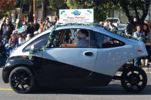Triac  Electric Car Made By Green Vehicles